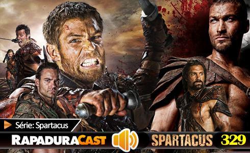 RapaduraCast 329 - Spartacus